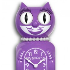 ORCHID-Lady-Kit-Cat-Clock-close-up1
