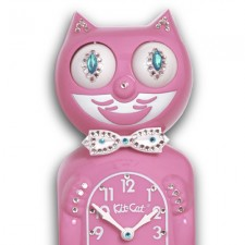 Pink-Jewel-Lady-Kit-Cat-Clock-close-up1